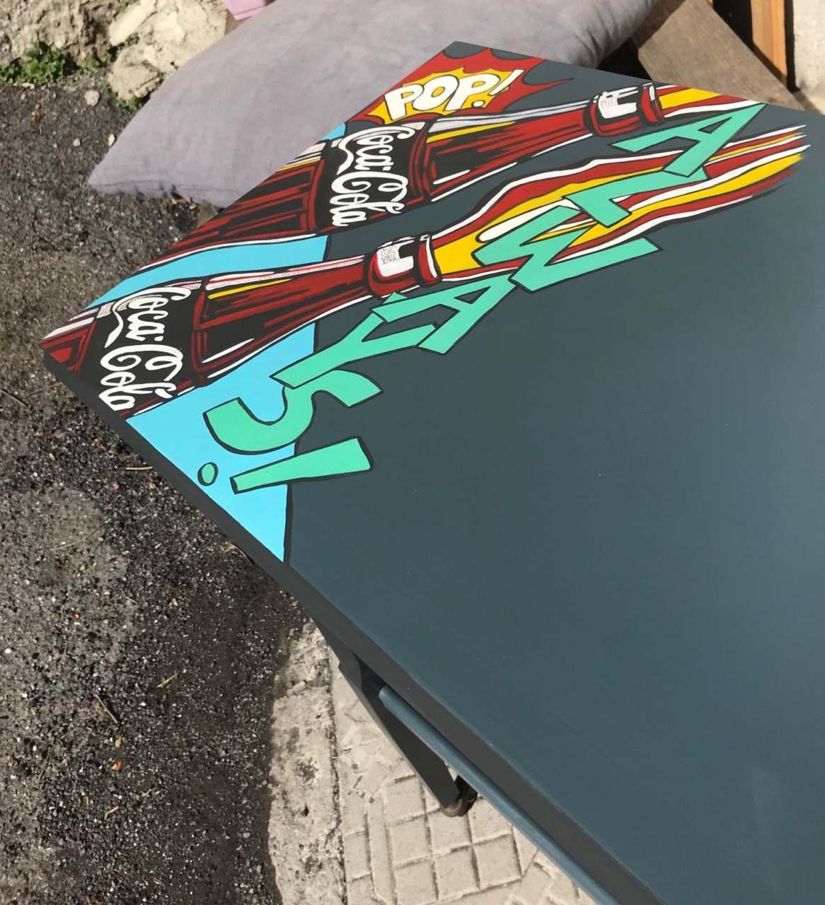 tavolino pop art5